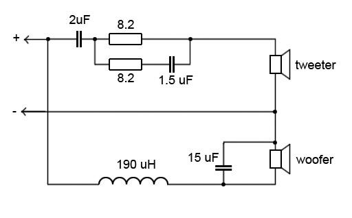 подключении конденсатора